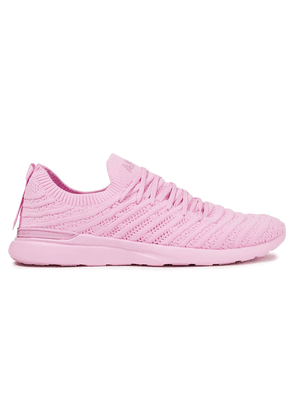 Apl® Athletic Propulsion Labs Wave Mesh Sneakers Woman Baby pink Size 5