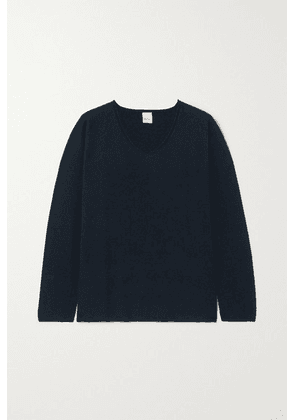 Max Mara - + Leisure Smirne Knitted Sweater - Navy