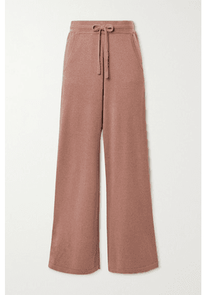 Arch4 - Cashmere Track Pants - Brown