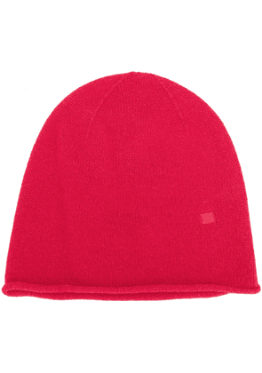 Acne Studios lightweight beanie - Red