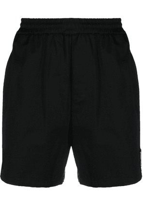 Low Brand elasticated-waist shorts - Black