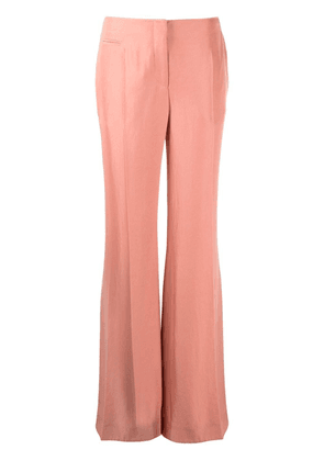 TOM FORD high-waisted wide-leg trousers - Pink