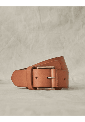 Belstaff Sherman Belt Brown