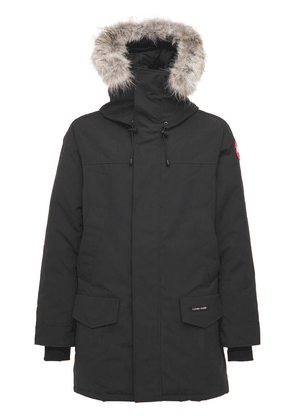 Langford Down Parka W/ Fur Trim