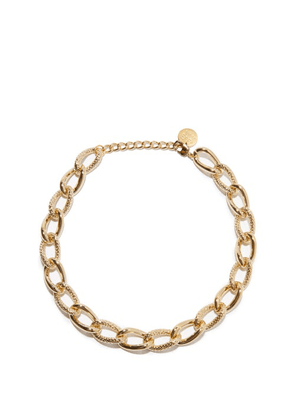 By Alona - Taylor 18kt Gold-plated Choker - Womens - Yellow Gold