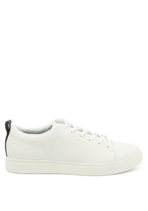 Paul Smith - Lee Smooth-leather Trainers - Mens - White