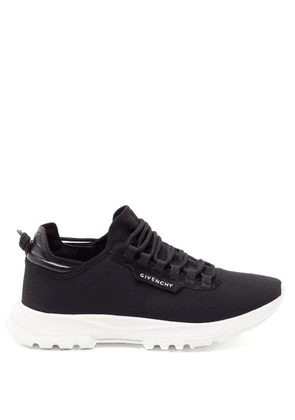 Givenchy - Spectre Leather-trimmed Runner Trainers - Mens - Black