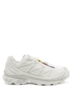 Salomon - Xt-6 Advanced Mesh Trainers - Womens - White