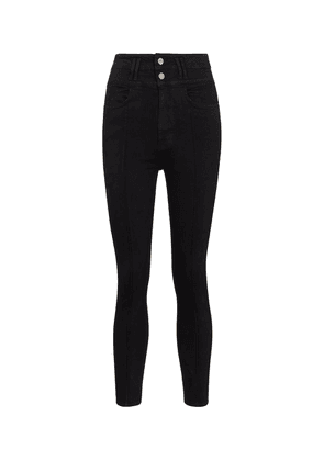 Le Catroux high-rise skinny jeans