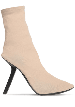 110mm Stretch Ankle Boots