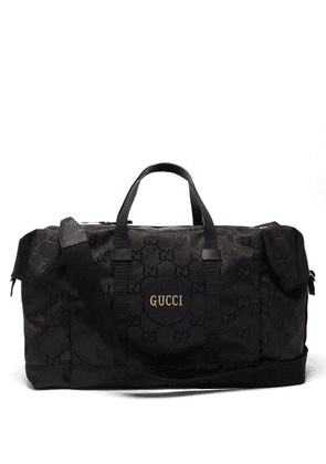 Gucci - Off The Grid Gg-jacquard Canvas Holdall - Mens - Black