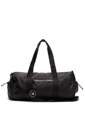 Adidas By Stella Mccartney - Packable Recycled-fibre Holdall - Womens - Black