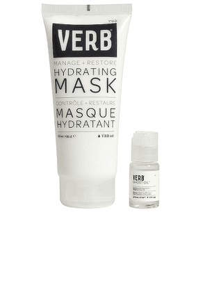 VERB Hydrating Mask Kit in Beauty: NA.