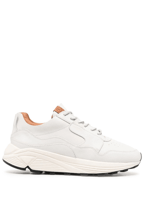 Buttero Pebiano lace-up sneakers - White