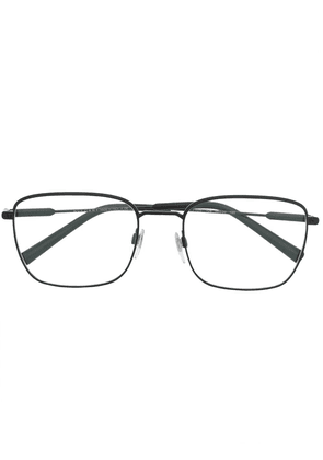 Bvlgari square-frame glasses - Black