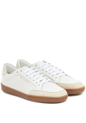 Court Classic SL/10 leather sneakers