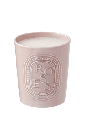 600gr Roses Candle