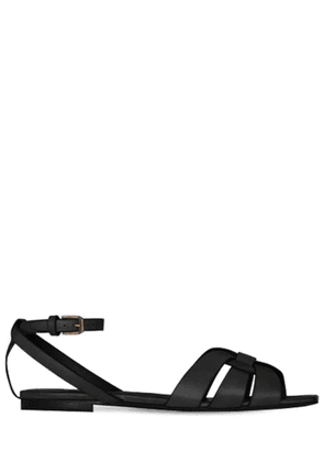 10mm Nu Pieds Leather Sandals