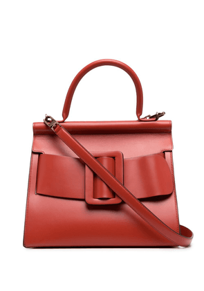 BOYY Bobby 23 leather tote bag - Red