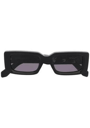 Off-White Arthur rectangular-frame sunglasses - Black
