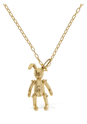 Bunny Charm Long Necklace
