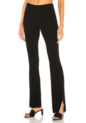 Aya Muse Jacques Pant in Black. Size XS, S, M.