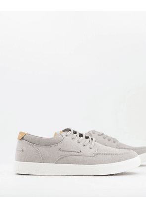 Aldo bridlehome casual trainers in grey