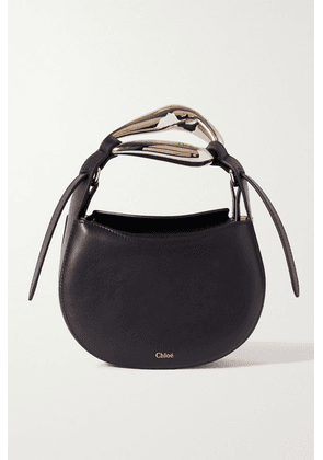 Chloé - Kiss Small Leather Tote - Blue
