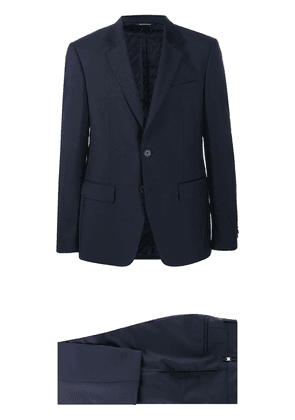 Givenchy single-breasted suit - Blue