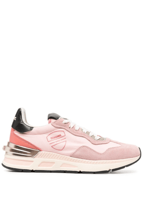 Blauer leather low-top sneakers - Pink
