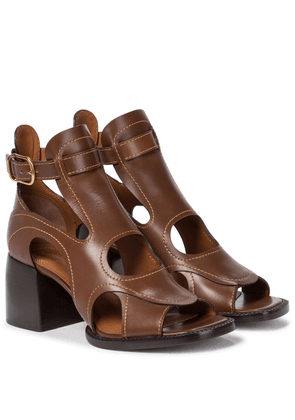 Gaile leather sandals