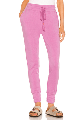Free People X FP Movement The Way You Move Jogger in Purple. Size M, S, L.