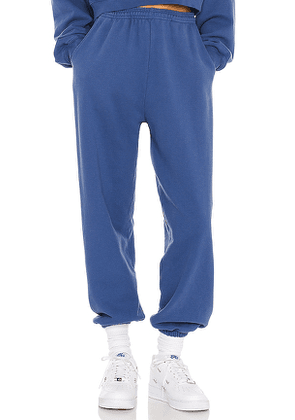 SIXTHREESEVEN The Jogger in Blue. Size XL.