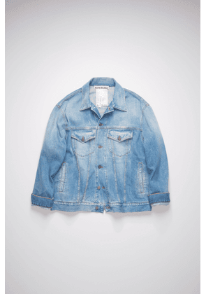 Acne Studios FN-MN-OUTW000619 Mid Blue  Denim jacket