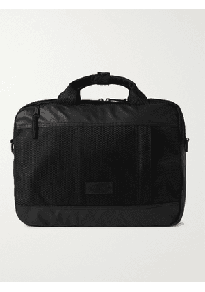 EASTPAK - Acton CNNCT Coated-Canvas Briefcase - Men - Black