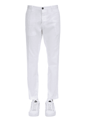 16.5cm Tidy Gabardine Cotton Twill Pants