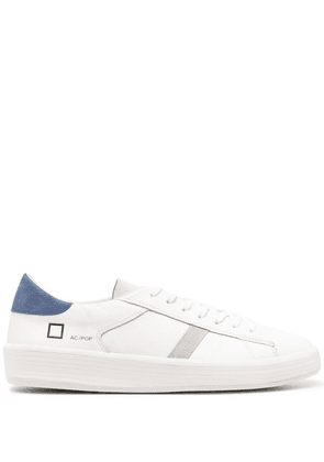 D.A.T.E. Ace Pop leather low-top trainers - White