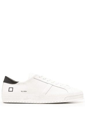 D.A.T.E. Hill low-top trainers - White