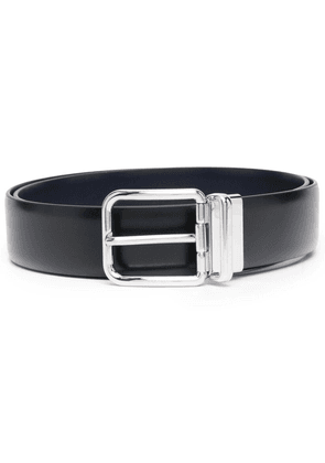 Prada square-buckle belt - Black