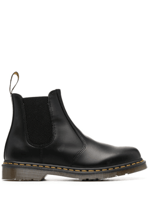 Dr. Martens chunky leather boots - Black