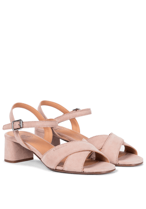 Dolly 50 suede sandals