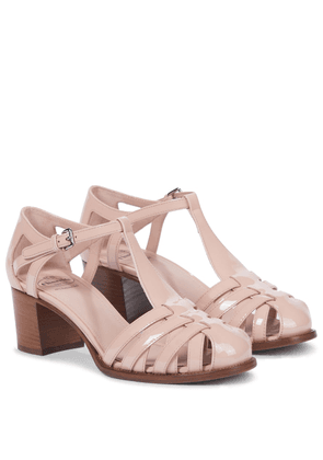 Deanne 50 patent leather sandals