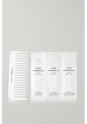 Iles Formula - Haute Performance Discovery & Travel Kit - Colorless