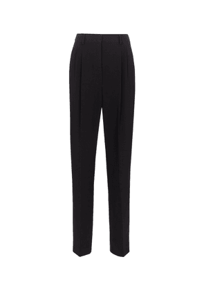 Cosmos high-rise wide-leg pants