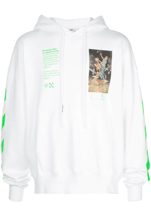 Off-White The Golden Ratio printed hoodie