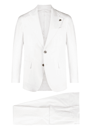 Gabriele Pasini single-breasted two-piece suit - Neutrals