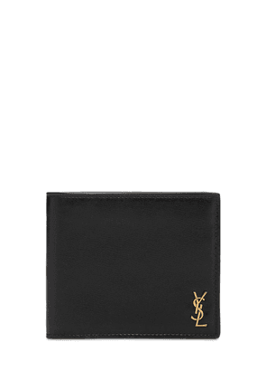 Tiny Monogram Leather Wallet
