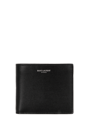 Eastwest Grain Leather Wallet