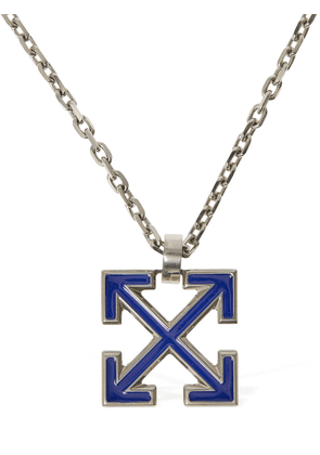 Enamel Big Arrow Long Necklace
