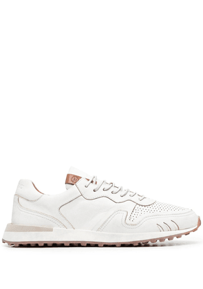 Buttero Future low-top leather sneakers - White